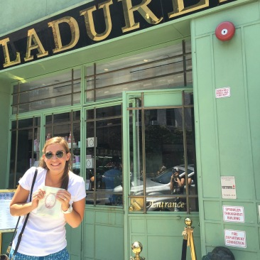 Ladurée in SOHO NYC