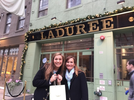 Ladurée in SOHO. Did I visit NY if I don't go?