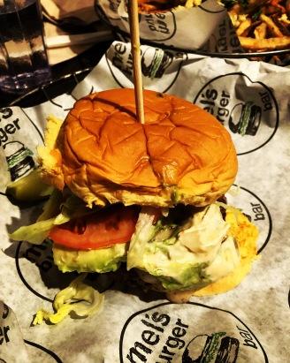 Mel's burgers, Upper Westside